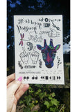 Multi Design Sticker Tattoo No -1 - Eleven Gift