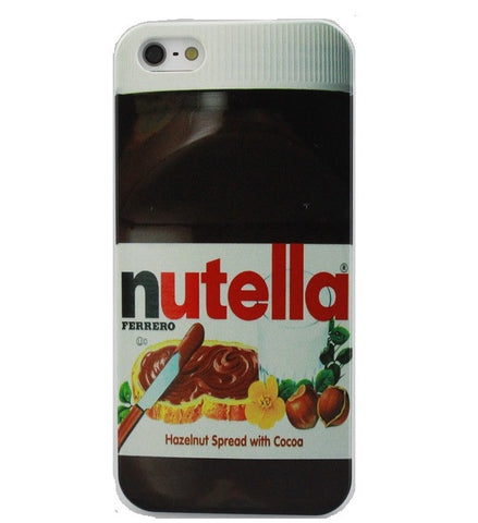 Nutella iPhone Case - Eleven Gift