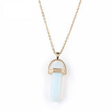 Opal Necklace - Eleven Gift