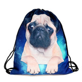 Pug Life Backpack - Eleven Gift