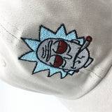 Red Eye Rick Baseball Cap - Rick and Morty - Eleven Gift