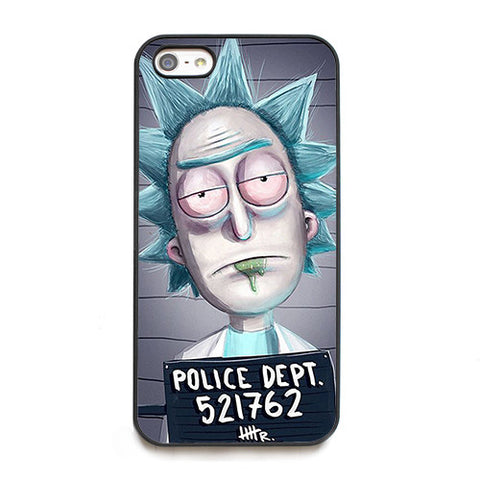 Rickriminal Rick & Morty Phone Case - iPhone & Galaxy - Eleven Gift