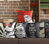Support Our Troops - Star Wars Cushion Cover