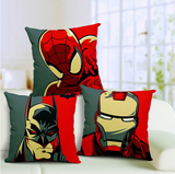 Iron Man Cushion Cover - Eleven Gift