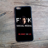 Mr Robot Iphone Case - Eleven Gift