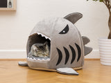 Shark Cat Bed - Eleven Gift