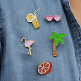 5 in 1 Patches & Pins Set - Eleven Gift