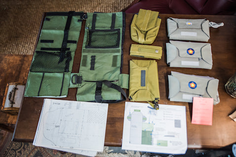 Bratpack - Diaper Bag Replacement Prototypes