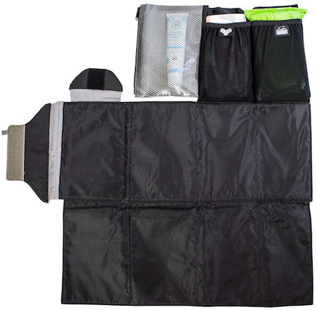 Bratpack Diaper Bag and Baby Changing Station
