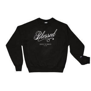 Open image in slideshow, Blessed x Champion Sweatshirt