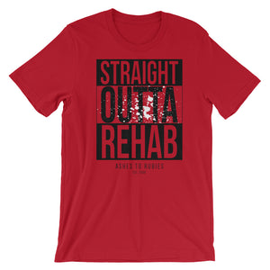 Open image in slideshow, Straight Outta Rehab Unisex Tee