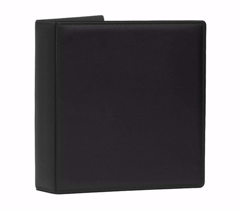 Top-Stitched Leather Like Binder (10 pack) - Forbes Custom Products