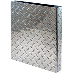 Custom Aluminum Binder - Forbes Custom Products