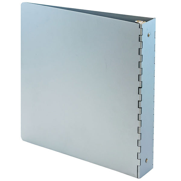 Custom Aluminum Binder