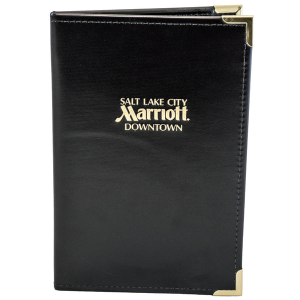 Custom Menu Covers - Forbes Custom Products