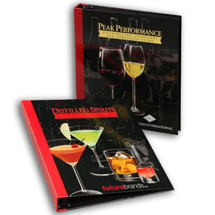 Full Color Custom Printed Binder - Forbes Custom Products