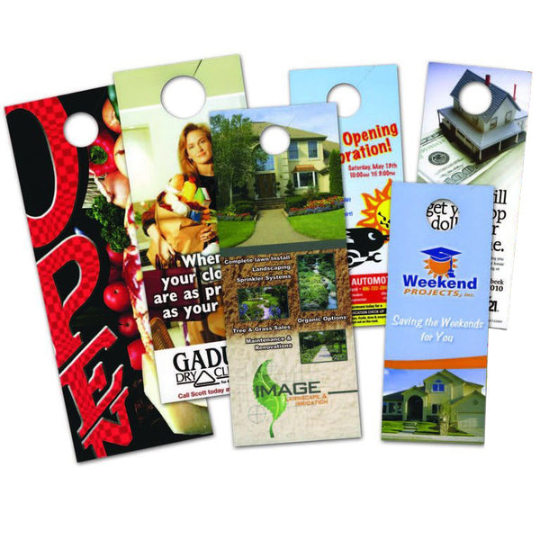 Door Hangers - Forbes Custom Products