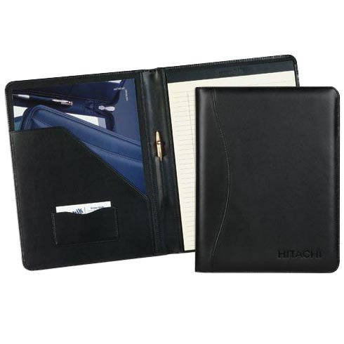 Nevada Leather Pad Folder - Forbes Products