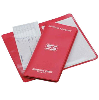 Passbook Savings Cover - Forbes Custom Products