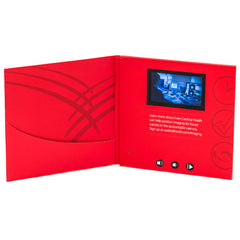 LCD Video Packaging - Forbes Custom Products