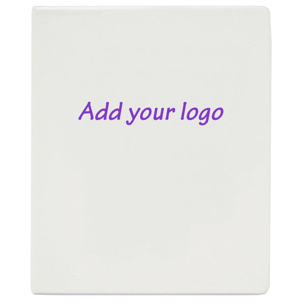 Vinyl Binder Digital 4 Color Process (10 pack) - Forbes Custom Products