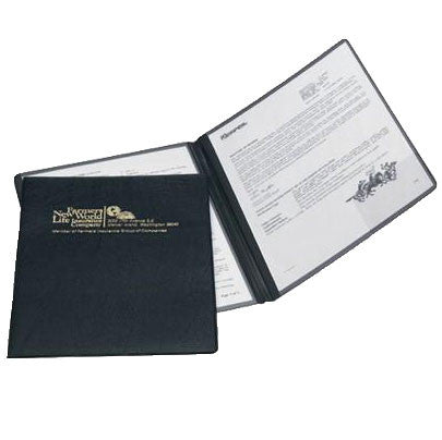 Vinyl Document Folders - Forbes Custom Products