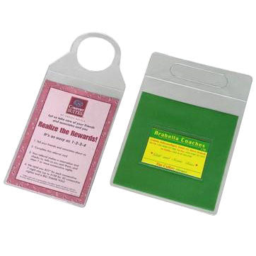 Vinyl Door Hangers & Sleeves - Forbes Products