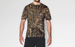 UNDER ARMOUR CLOTHING SCENT CONTROL NUTECH CLOTHING (SHIRTS/HATS)