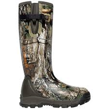 LACROSSE BOOTS ALPHABURLY SIDE ZIP BOOTS