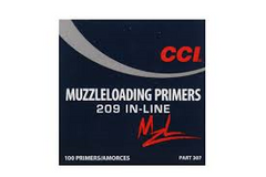 CCI- 209 Muzzle Loading Primers