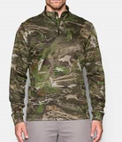 Under Armour- Men's Icon Camo 1/4 Zip