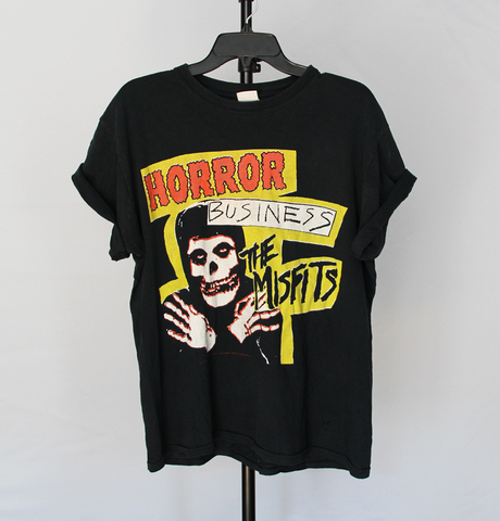 Vintage | Misfits | Horror Business T-Shirt Sz L