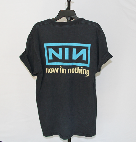 Vintage | NIN | Downward Spiral T-Shirt Sz L