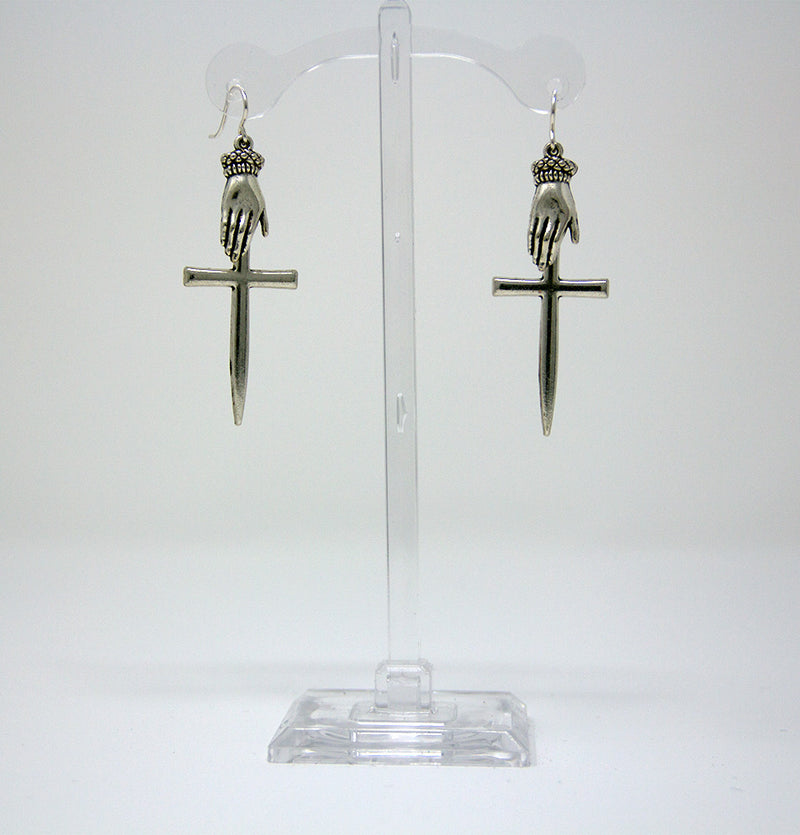 Vampire Hunter Earrings