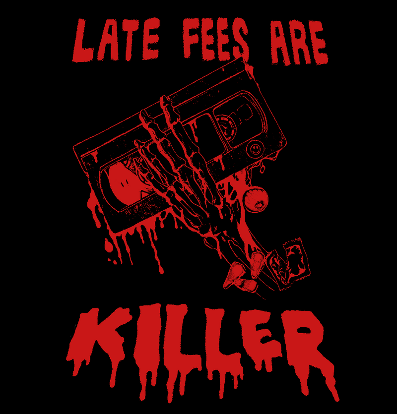 Late Fees Are Killer - Red Ink