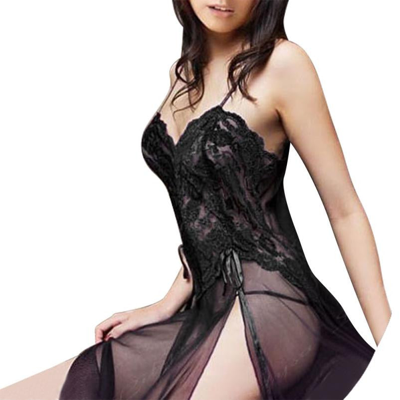 Women's Lace Lingerie Set