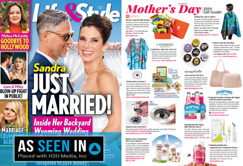 RainCaper as seen in Life & Style May 13 issue: Mother's Day Gift Guide