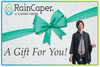 RainCaper Gift Cards on SALE now only $64.99
