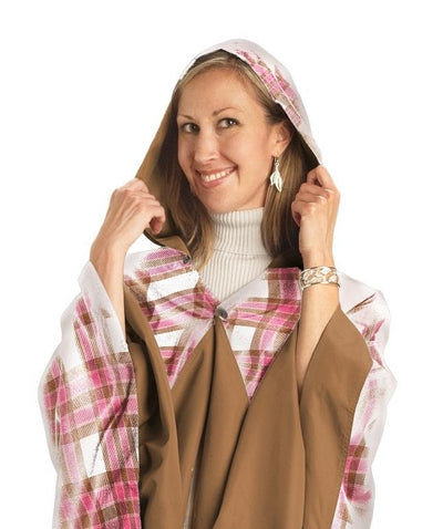 RainCaper Toast & Pink Plaid $39.99 SALE!