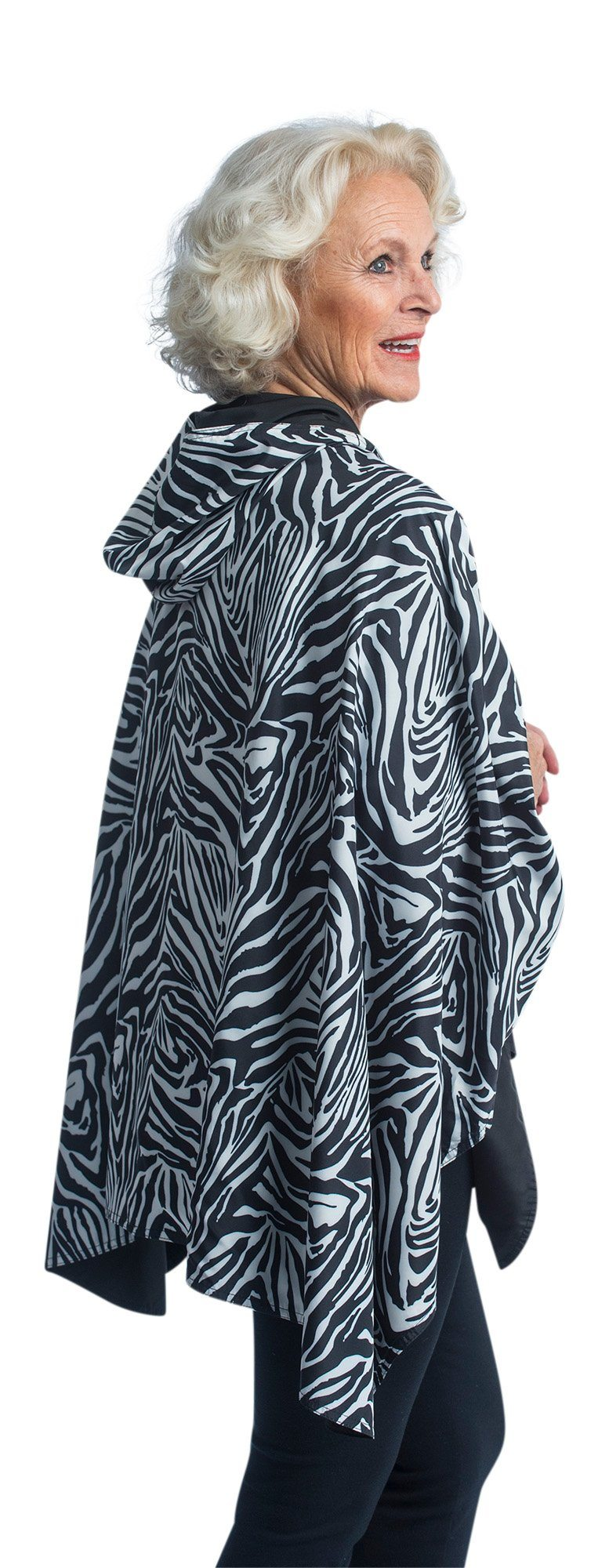 RainCaper Black & Zebra - Last One! on SALE now only $59.99