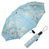 RainCaper van Gogh Almond Blossom Folding Travel Umbrella