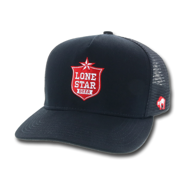 """Lone Star"" Black/Red"