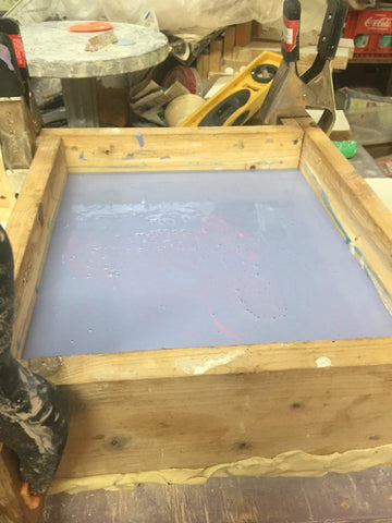 soap-mold-silicone-setting-up