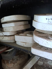 Adventures in Mold Making Part I - Plaster Sprigs for