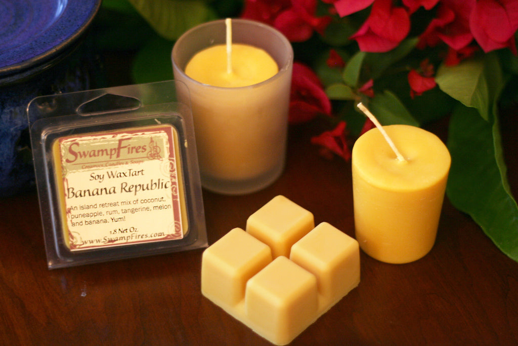 Banana Republic - Tropical Floral Soy Wax Tart