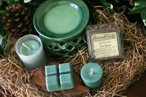 Fir Sure - Classic Green Aromatic Soy Wax Tarts