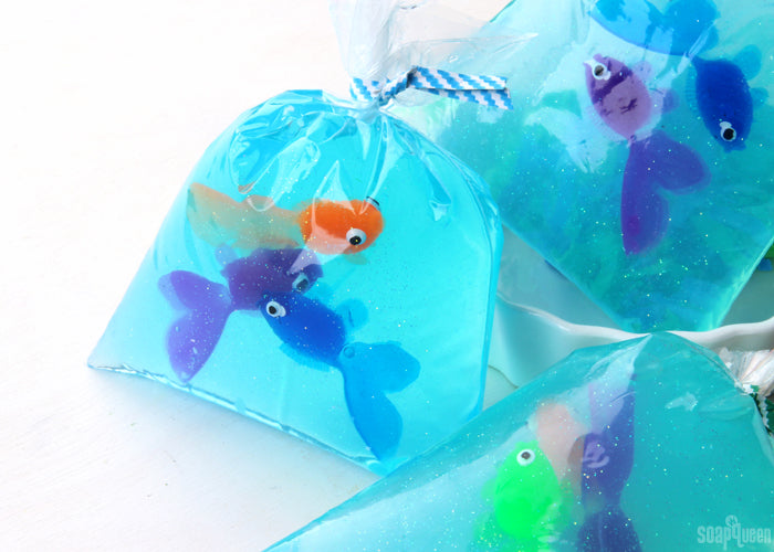 Fish in a Bag Soap!