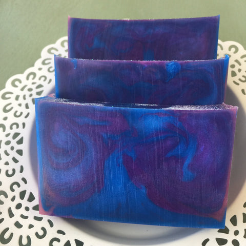 Galaxy Bar Soap