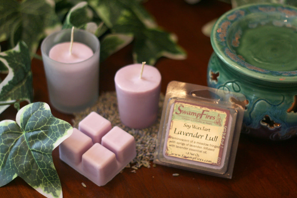 Lavender Lull - Classic Floral Soy Wax Tarts