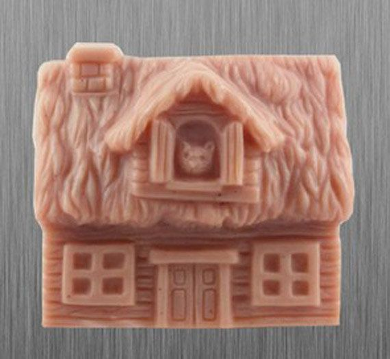 Yule Soap: Sweets & Treats – Gingerbread Houses